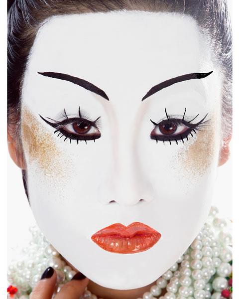 Makeup Gallery Fairweather Faces - Kabuki-makeup